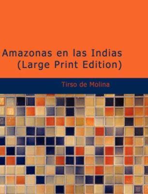 Amazonas En Las Indias 9781434655240