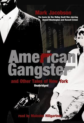 American Gangster: And Other Tales of New York 9781433211720