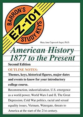 American History, 1877 to the Present 9781433223693