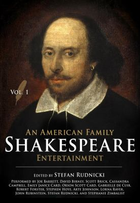 An American Family Shakespeare Entertainment, Volume 1 9781433287626