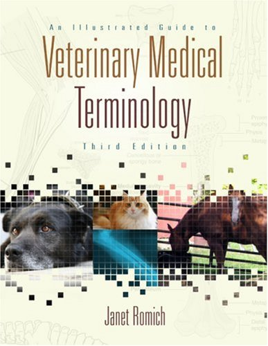 An Illustrated Guide to Veterinary Medical Terminology [With CDROM] 9781435420120