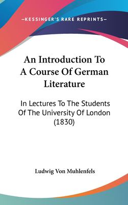 course description introduction to literature