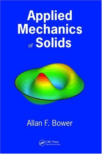 Applied Mechanics of Solids 9781439802472