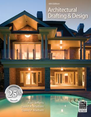 Architectural Drafting and Design [With CDROM] 9781435481626