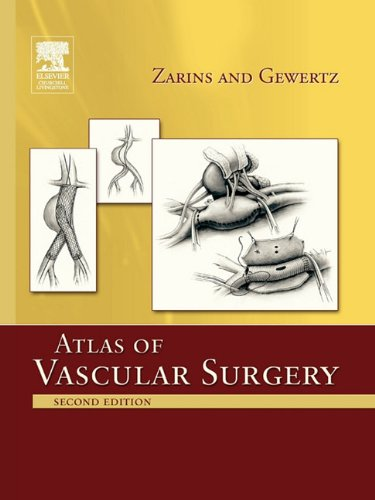 Atlas of Vascular Surgery - Paperback Edition 9781437722253