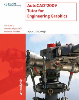 AutoCAD 2009 Tutor for Engineering Graphics [With CDROM] 9781435402560