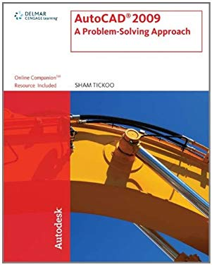 AutoCAD: A Problem-Solving Approach 9781435402577
