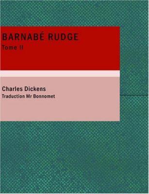 Barnab Rudge, Tome II 9781434633637