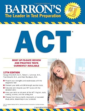Barron's ACT 9781438000978