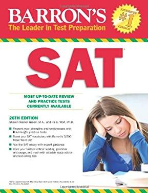 Barron's SAT 9781438000190