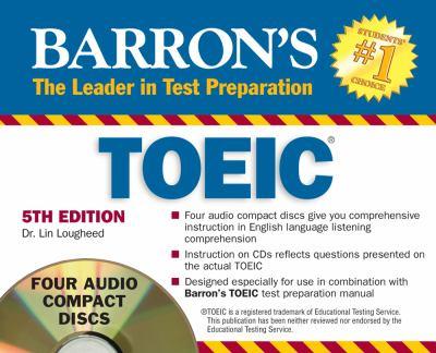 Barron's TOEIC 9781438070209