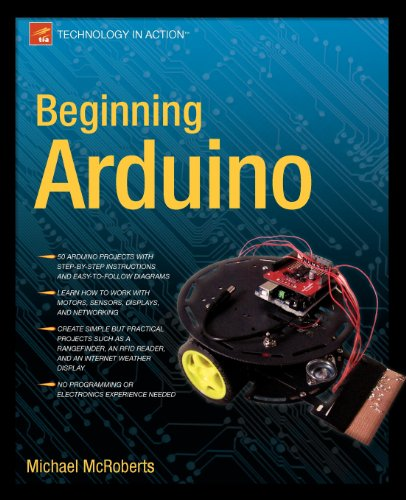 Beginning Arduino 9781430232407