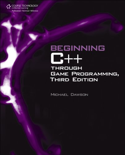 Beginning C++ Through Game Programming 9781435457423