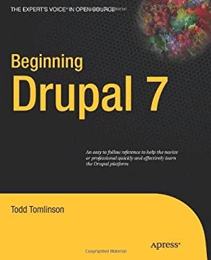 Beginning Drupal 7 9781430228592