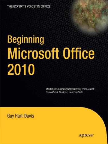 Beginning Microsoft Office 2010 9781430229490