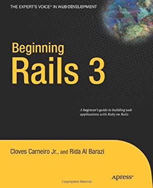Beginning Rails 3 9781430224334