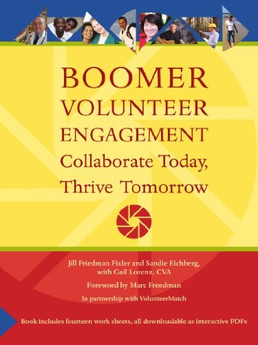 Boomer Volunteer Engagement 9781434385901