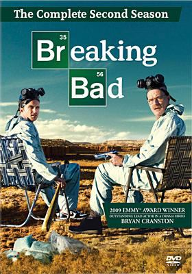 Breaking Bad: The Complete Second Season 9781435994317