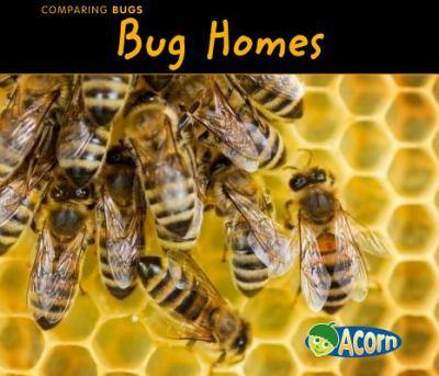 Bug Homes 9781432935689