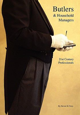 Butlers & Household Managers 9781439209677