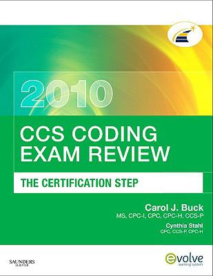 CCS Coding Exam Review: The Certification Step [With CDROM] 9781437708158