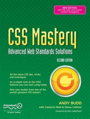 CSS Mastery: Advanced Web Standards Solutions 9781430223979