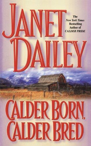 Calder Born, Calder Bred 9781439189191