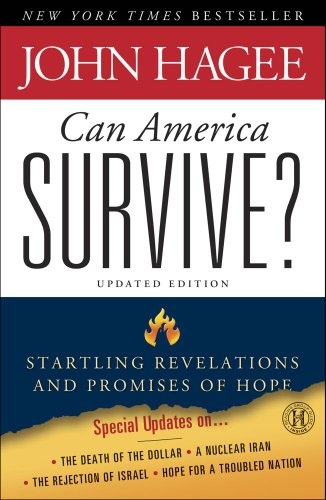 Can America Survive?: Startling Revelations and Promises of Hope 9781439190562