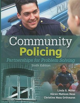 Community Policing: Partnerships for Problem Solving 9781435488687