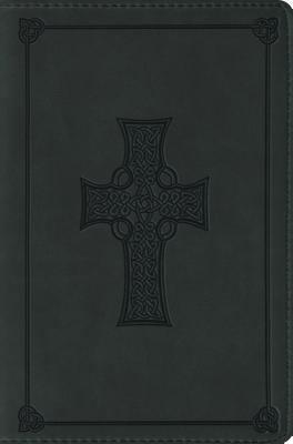 Compact Bible-ESV-Celtic Cross Design 9781433514302