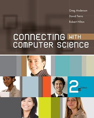 Connecting with Computer Science 9781439080351