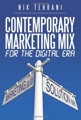 Contemporary Marketing Mix for the Digital Era 9781438938752