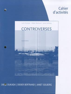 Controverses, Cahier D'Activites 9781439082065