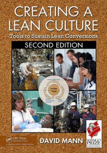 Creating a Lean Culture: Tools to Sustain Lean Conversions 9781439811412