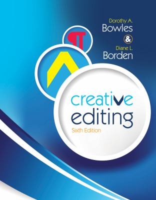 Creative Editing 9781439082690
