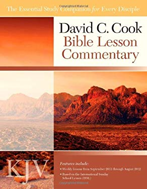 David C. Cook Bible Lesson Commentary KJV: The Essential Study Companion for Every Disciple 9781434700711