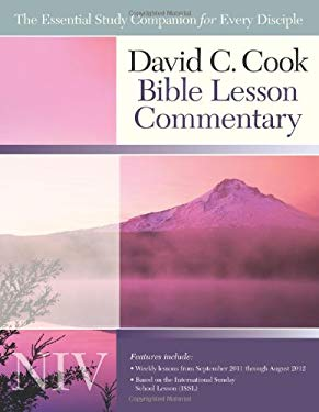 David C. Cook Bible Lesson Commentary NIV: The Essential Study Companion for Every Disciple 9781434700681