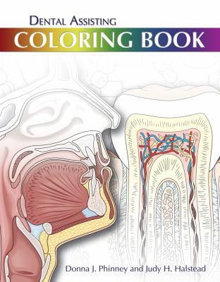 Dental Assisting Coloring Book 9781439059319
