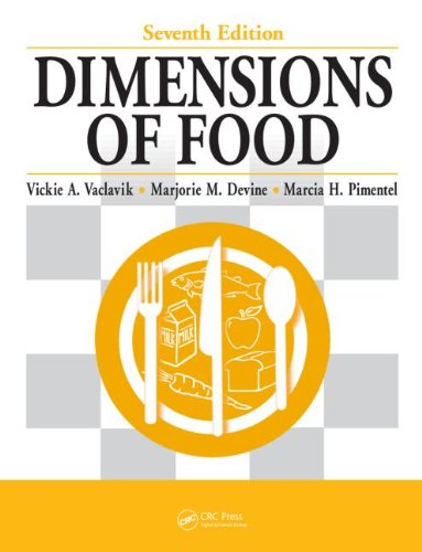 Dimensions of Food 9781439821671