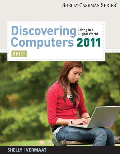 Discovering Computers 2011: Brief 9781439079423