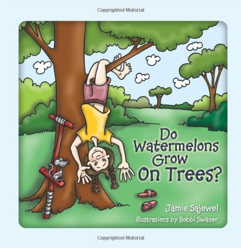 Do Watermelons Grow on Trees?