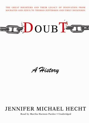 Doubt: A History 9781433292705