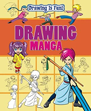 Drawing Manga 9781433950247