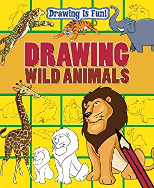 Drawing Wild Animals 9781433950322