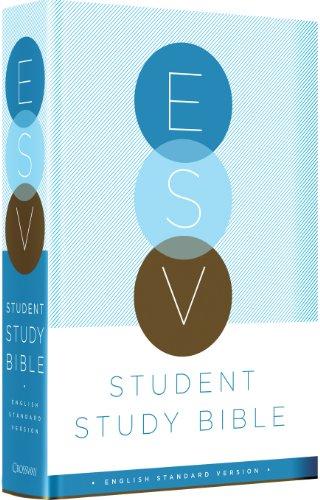 Student Study Bible-ESV 9781433523045