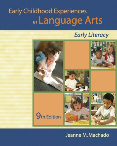Early Childhood Experiences in Language Arts: Early Literacy 9781435400122