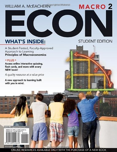 Econ for Macroeconomics 2 [With Access Code] 9781439040676