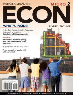 Econ for Microeconomics 2 [With Access Code] 9781439039960