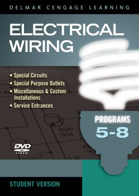 Electrical Wiring 2, Student Version: Programs 5-8 9781435495258