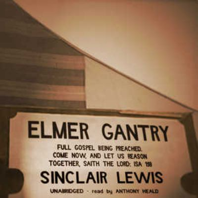 Elmer Gantry 9781433222177